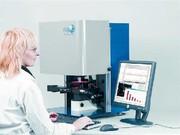 Partikelidentifizierungsgerät: Vollautomatische Partikelerkennung