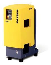Schrauben-Kompressor: Viel Druckluft auf wenig Platz