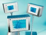 PC-basierte HMI-Systeme: Servicefreundlich