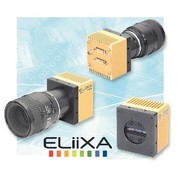 Farbzeilenkamera ELiiXA: Quad-lineare Farbzeilenkamera