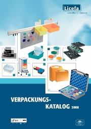 Verpackungskatalog 2008: Verpackungskatalog