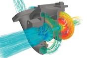 CAD-CAM-Nachrichten: Strömungssimulation für Turbomaschinen