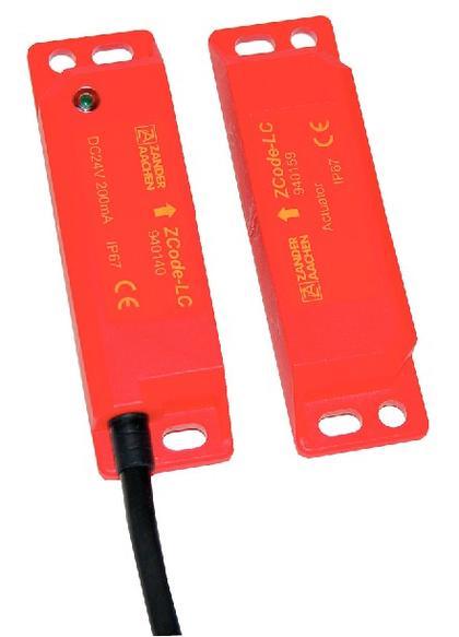 Berührungslose Sicherheitsschalter: Ohne die üblichen Auswertegeräte
