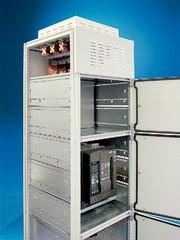 Niederspannungsverteilersystem: Schaltanlagen bis 4.000 A