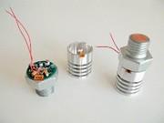 Thermogenerator: Energie aus der Schraube