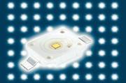 LED-Leuchten: Weiß, weiß, weiß sind alle