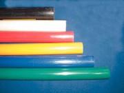 Copolymerstäbe: Bunt treibt es