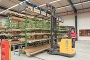 Logistik für Holzgewerbe: Auf dem Holzweg