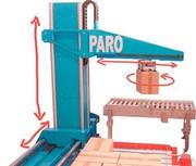 Palettierroboter Paro: Perfekt palettiert