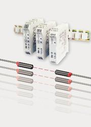 Lichtschrankensystem PAB: Auch für den Mehrstrahlbetrieb