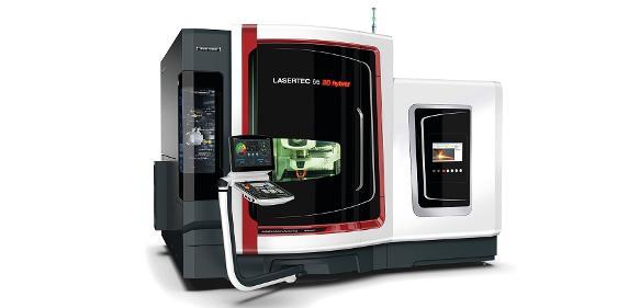Lasertec 65 3D hybrid