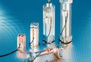 Zylindersensoren für Kurzhubzylinder: Selbstklemmend