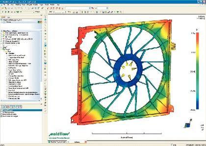 Kunststoff-Simulationsprogramm: Bessere Aussagen