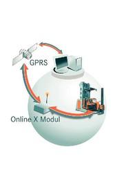 Online-X-Modul: Service-Techniker kommt online