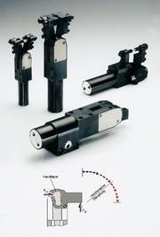 Kraftspanner GN 864, GN 865, GN 866: Kraftspanner hält, greift, positioniert