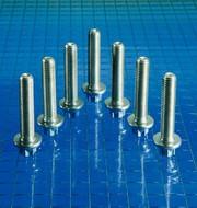 Aluminium-Schrauben: Heiße Leichtgewichte