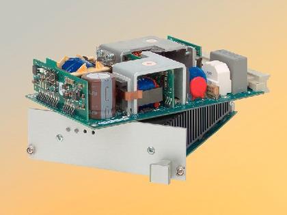 Netzgeräte mit 150 Watt: Thermische  Belastung verhindern