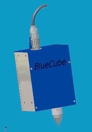 Markiermaschine Blue cube: Automatisch kennzeichnen