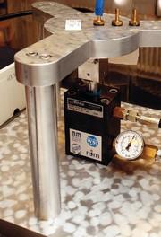 Blockzylinder: Hydraulikzylinder  in der Nano-Welt