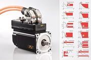 B&R mit integrierter Antriebstechnik: Zu dritt vereint