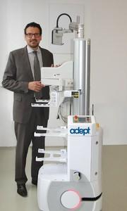 Neuer Chef bei Adept: Kluger übernimmt Europa-Division