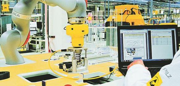 Mensch-Roboter-Kollaboration: Kräfte sind messbar