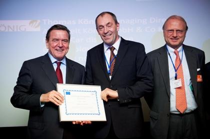 News: Agrolab GmbH wird als europäisches Top-Wachstums-Unternehmen ausgezeichnet