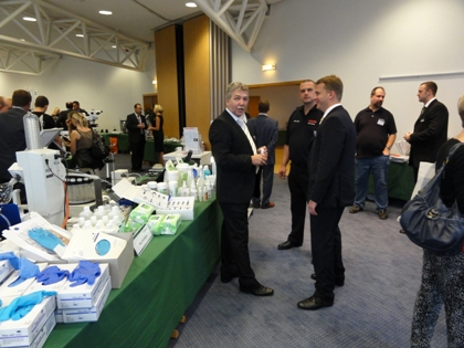 News: OMNILAB Labormesse in Rostock mit zufriedenen Besuchern