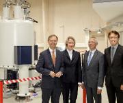 Eröffnung des Jülicher Biomolekularen NMR-Zentrums