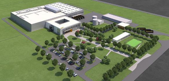 Continental plant neues Werk in Ungarn
