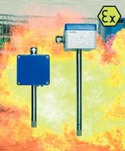 Feuchte- und Temperatursensoren: Explosive Mischungen