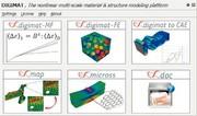 Neues/Interessantes: CADFEM bietet jetzt Digimat-Software an