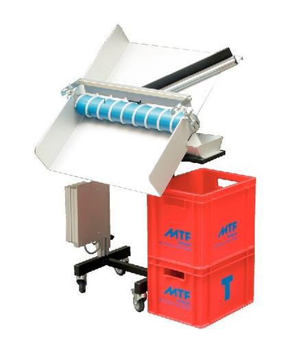 Multi-Separator: Vereinzeln und Zählen in einem Gerät