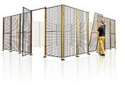 Schutzzaunsystem: Hinter Gittern