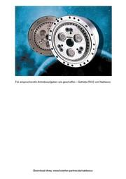 Getriebe: Rollen im Getriebe