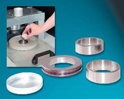 RFA-Tablettenpresse PP 40: Hochwertige Presslinge für die RFA