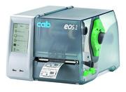 Webguide: cab Produkttechnik - Etikettendrucker EOS1 und EOS4