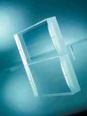 Quarzglas-Mikrophotoreaktoren: Schlüsselkomponente  für die Erzeugung eines Tumorwirkstoffes