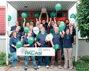 Labortechnik: 25 Jahre Palas® GmbH