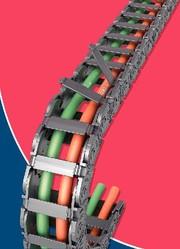 Kunststoffkette Quicktrax: Der kleine Finger reicht