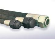 Sechskantschutzkappen: Sechs Kanten für die Hydraulik
