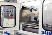 Roboter-Dreh-Fräs-Zelle Robo-turn: Clever und kompakt