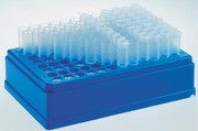 Microtube-Rack: Rack auch für Tiefkühlbereich