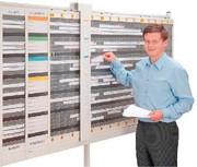 Plantafelsystem AV: Fahrplan für  die Arbeit