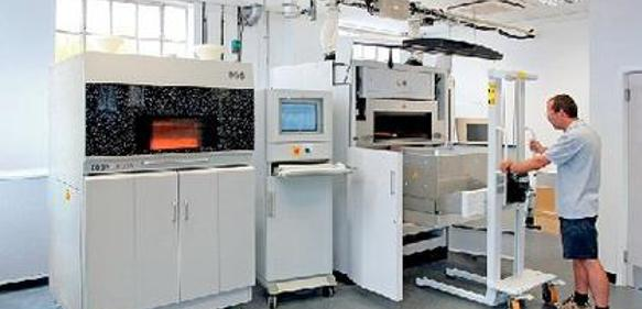 Spezialcompounds: Flammgeschütztes PA im Lasersintern