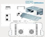 CAD-CAM-Nachrichten: Blechdesign:  Über den Tellerrand