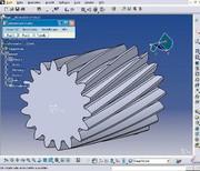 CAD-CAM-Nachrichten: Verzahnung von  Berechnung und CAD