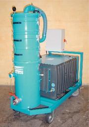 Hochvakuum-Industriesauger: Mit patentierter Abluftkühlung