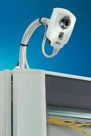 Überwachungssystem CMC-TC: Schutz fürs  Rechenzentrum