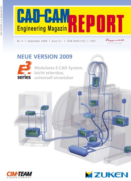 CAD-CAM-Nachrichten: